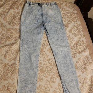Vibrant Jeans - Vibrant (Light Wash jeans)